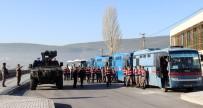 POLİS ÖZEL HAREKAT - Vali Ve Alay Komutanı Dinleniyor