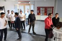 REHABILITASYON - Van'da ÇEMATEM Kuruluyor