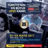 MEMUR - Yenimahalle Belediyesinden Öğretmen Ve Memur Adaylarına Ücretsiz KPSS Kampı