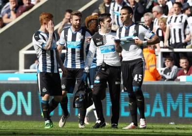 Yine yeniden Newcastle