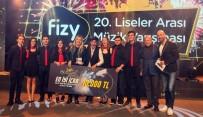 MÜZİK YARIŞMASI - 20'Nci Liseler Arası Müzik Yarışması'nın Finalleri Tamamlandı