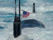BALİSTİK FÜZE - ABD o bölgeye en büyük denizaltısını gönderdi!