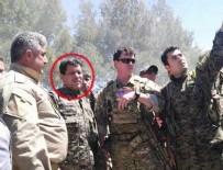 PKK - ABD'li komutanın yanındaki isim bakın kim çıktı