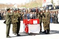 Ağrılı Şehit İçin Bitlis'te Tören Düzenlendi