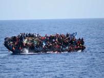 KUZEY AFRIKA - Akdeniz Mültecilere Mezar Olmaya Devam Ediyor