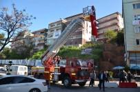 Alaplı Belediyesi 28 Merdivenli İtfaiye Aracı Aldı