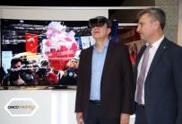RıZA ÇALıMBAY - Antalya Bilim Festivali Başladı