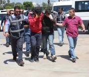 SANAYİ SİTESİ - Antalya'da Hırsızlık Şebekesi Çökertildi