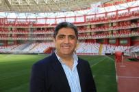 HAKEM KURULU - Antalyaspor'dan Trabzonspor Maçı Hakemine Yüksek Puan Tepkisi
