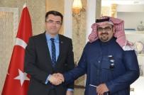 ZIGANA - Arap Yatırımcı Zigana İçin Geldi