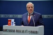 ASO Başkanı Özdebir Açıklaması 'Ekonomi Cephesindeki İlk Sorunumuz Enflasyondur'