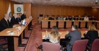 EĞİTİM KALİTESİ - Avrupalı Parlamenterlerden Uludağ Üniversitesi'ne Ziyaret