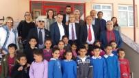 Ayeder Erzincan'da Çocukları Sevindirdi