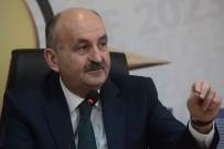 HAKKANIYET - Bakan'dan 'Kıdem Tazminatı' Açıklaması