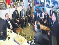 VOLKAN BABACAN - Başakşehir'den özür ziyareti