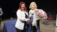 AYŞE KULIN - Başkan Çerçioğlu, Yazar Ayşe Kulin'in İmza Gününe Katıldı