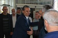 KAMU YARARı - Başkan Uysal Ermeneklilerle Buluştu