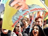 TÜRKİYE BÜYÜKELÇİLİĞİ - Belçika'da PKK sloganları