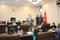 MECLİS BAŞKANLIĞI - Beyşehir'de Anaokulu Öğrencileri Meclis Koltuklarında