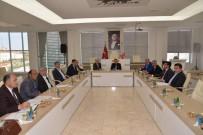 ŞEYH EDEBALI - Bilecik Belediyeler Birliği Nisan Ayı Olağan Toplantısı Yapıldı