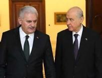 DEVLET BAHÇELİ - Ankara'da sürpriz buluşma