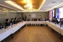 SANAYİ SİTESİ - Bingöl'de 5 Milyon Euroluk Projenin Toplantısı Gerçekleştirildi