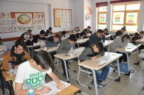 ÖĞRETMEN - Bozüyük'te TEOG İlk Gün Sınavları Tamamlandı
