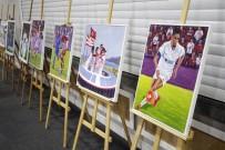 RıZA ÇALıMBAY - Bu Sergi Antalyaspor'u Anlatıyor