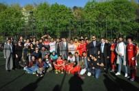 Bülent Ecevit Üniversitesi'nde Mini Dünya Kupası Düzenlendi