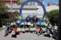Büyükşehir Belediyesi Anaokulları İçin Hazırlanan Çevreci Kitapların Dağıtımına Başladı
