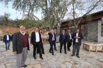 SU BASKINI - Büyükşehir'den Baklan'a Yatırımlar