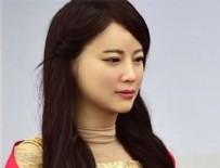 Çin'de Jia Jia adlı robot, ilk İngilizce röportajını gerçekleştirdi