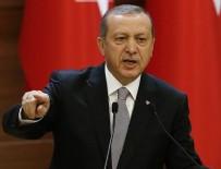 Cumhurbaşkanı Erdoğan'dan gündeme ilişkin açıklamlar