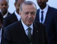 Cumhurbaşkanı Erdoğan'dan Batı'ya üç maymun benzetmesi