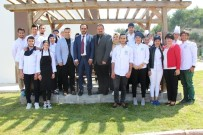 Davutlar Meslek Yüksekokulu Aşçılık Programı Mutfak Atölyesi Açıldı
