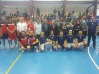 MURAT DURU - Develi'de Kurumlar Arası Voleybol Turnuvası Başladı