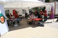 Devrek'te Odalarından Kan Bağışı Kampanyası