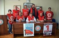 ÖZGÜRLÜK - DİSK Birleşik Metal İş Sendikası Bilecik Bölge Temsilciliğinden 1 Mayıs Açıklaması