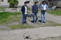 'Drone İle Metal Tarama Cihazı' Projesiyle Final Hakkı Kazandılar