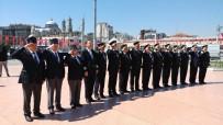 GENEL KURUL - Dünya Pilotlar Günü Taksim'de Kutlandı