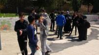 FEN BILIMLERI - Edirne'de 3 Bin 961 Öğrenci TEOG'da Ter Döktü