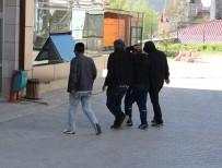 Elazığ'da Uyuşturucu Operasyonu Açıklaması 8 Gözaltı