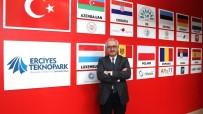Erciyes Teknopark A.Ş. Yönetim Kurulu Başkan Vekili Prof.Dr.Mahmut Doğan, 'Dünya Fikri Mülkiyet Günü Kutlu Olsun'