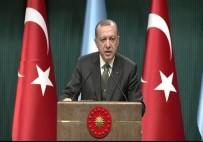 SOMALİ CUMHURBAŞKANI - Erdoğan'dan Batı Ülkelerine Üç Maymun Benzetmesi