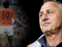 BAŞSAĞLIĞI MESAJI - Futbol filozofu Cruyff unutulmuyor