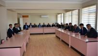 TICARET VE SANAYI ODASı - Gediz Belediyesin 2017 Yılı Takdir Komisyonu Toplantısı Yapıldı
