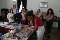 EBRU SANATı - Genç Denizli Türk Kültür Mirasına Sahip Çıkıyor
