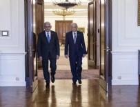 DEVLET BAHÇELİ - Başbakan, Bahçeli görüşmesi başladı