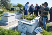 Hatay'daki Mezarlık Saldırıları Faillerinin Bulunması İçin Özel Ekip Kuruldu