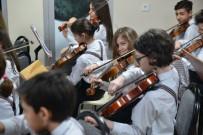 ODA ORKESTRASI - 'İki Elin Sesi Var' Çocuk Senfoni Orkestrası Belçika'ya Gidiyor
